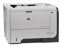 HP LaserJet Enterprise P3015dn - Printer - monochrome - Duplex - laser - A4 - 1200 dpi - up to 40 ppm - capacity: 600 sheets - USB, Gigabit LAN