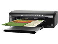 HP Officejet 7000 Wide Format Printer - Printer - colour - ink-jet - A3 Plus - 600 dpi - up to 33 ppm (mono) / up to 32 ppm (colour) - capacity: 150 sheets - USB, LAN