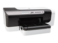 HP Officejet Pro 8000 Enterprise - Printer - colour - Duplex - ink-jet - Legal, A4 - 600 dpi - up to 15 ppm (mono) / up to 14 ppm (colour) - capacity: 250 sheets - USB, LAN